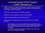 localized aviation mos program lamp background