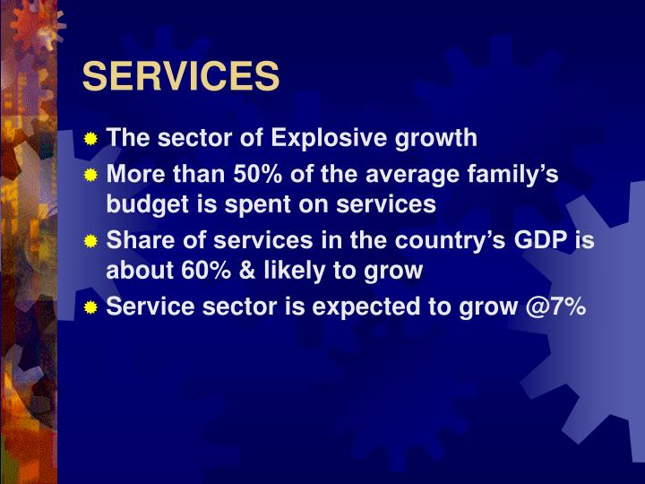 service marketing the service sector Meaning of service economy: the size of the service sector is increasing in virtually all countries around the world chapter: business science - services marketing - introduction study material, lecturing notes, assignment, reference, wiki description explanation, brief detail.