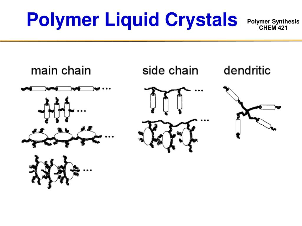 Polymer Liquid Crystals