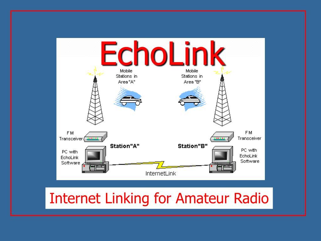 PPT - EchoLink PowerPoint Presentation - ID:369867