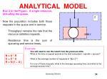 analytical model34