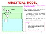 analytical model36