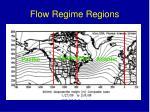 flow regime regions