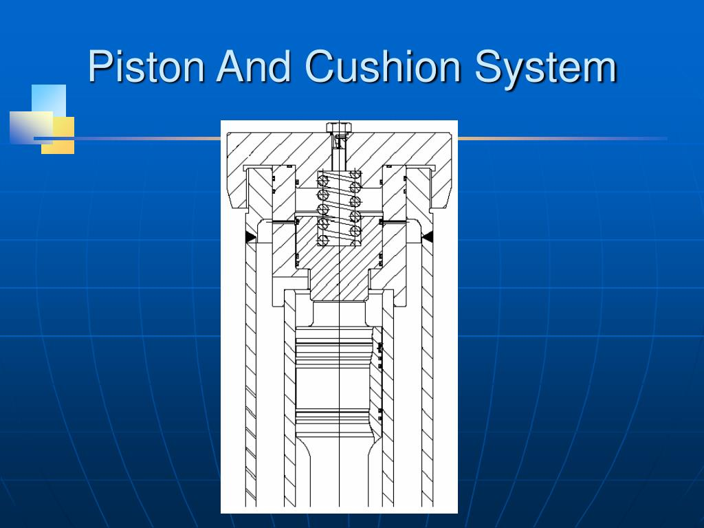 Piston And Cushion System