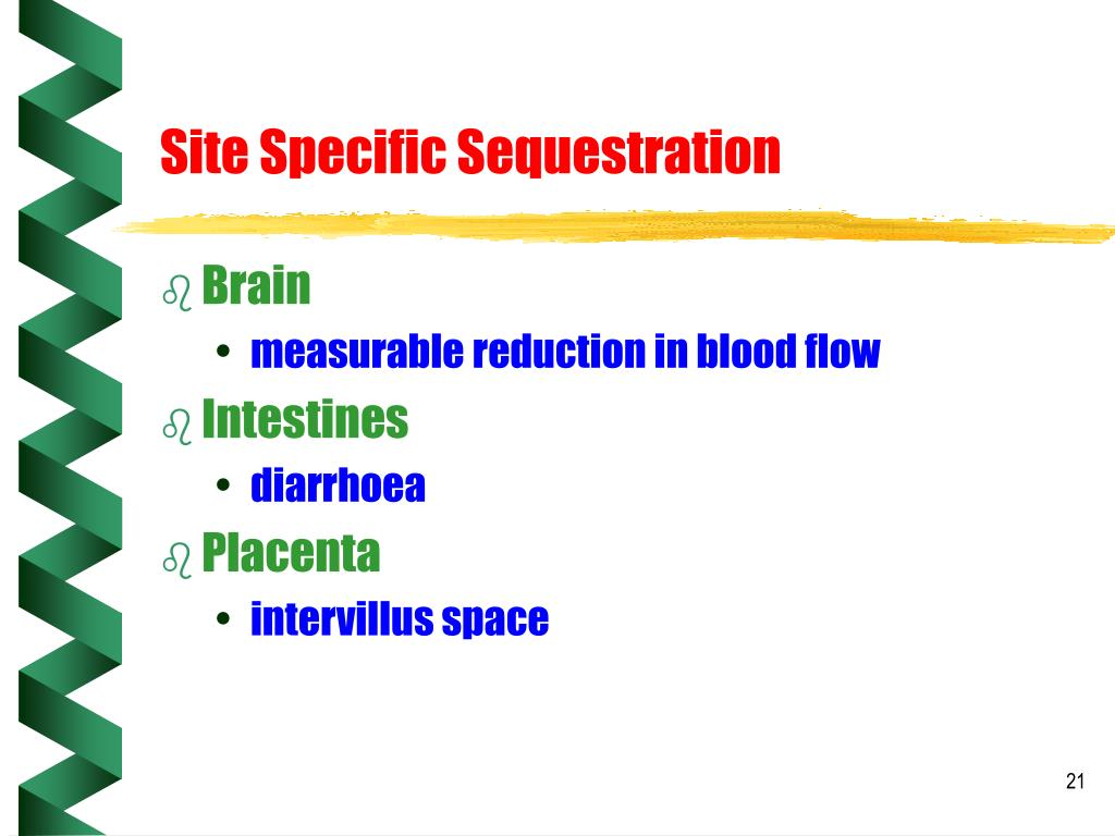 Site Specific Sequestration