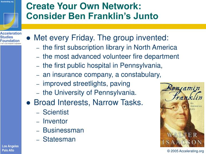 Create Your Own Network: