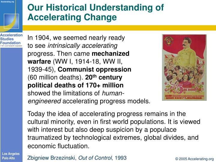 Our Historical Understanding of