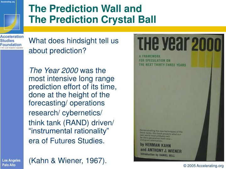 The Prediction Wall and