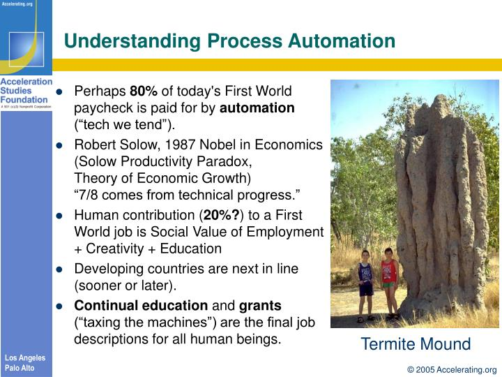 Understanding Process Automation