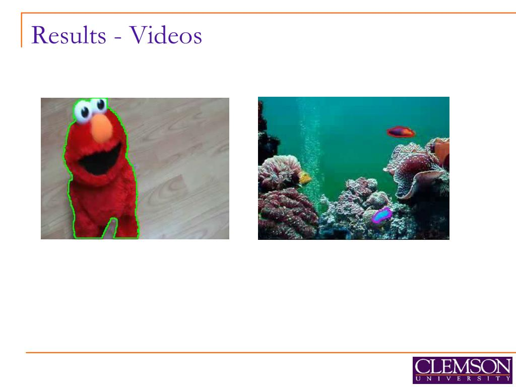 Results - Videos
