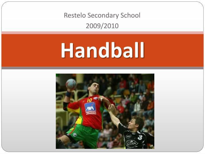 handball n.