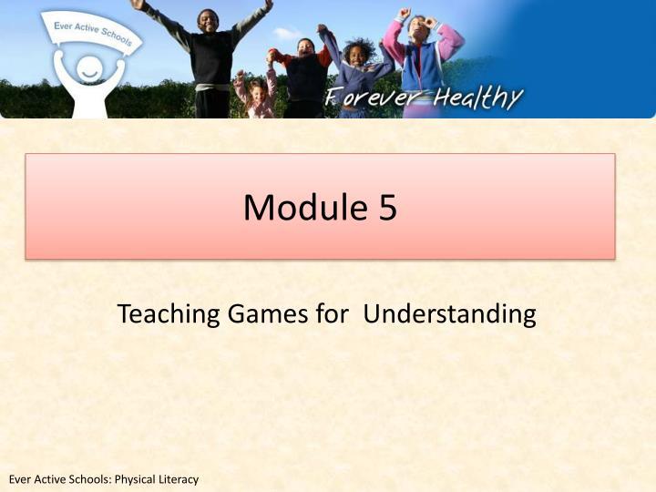 module 5 n.
