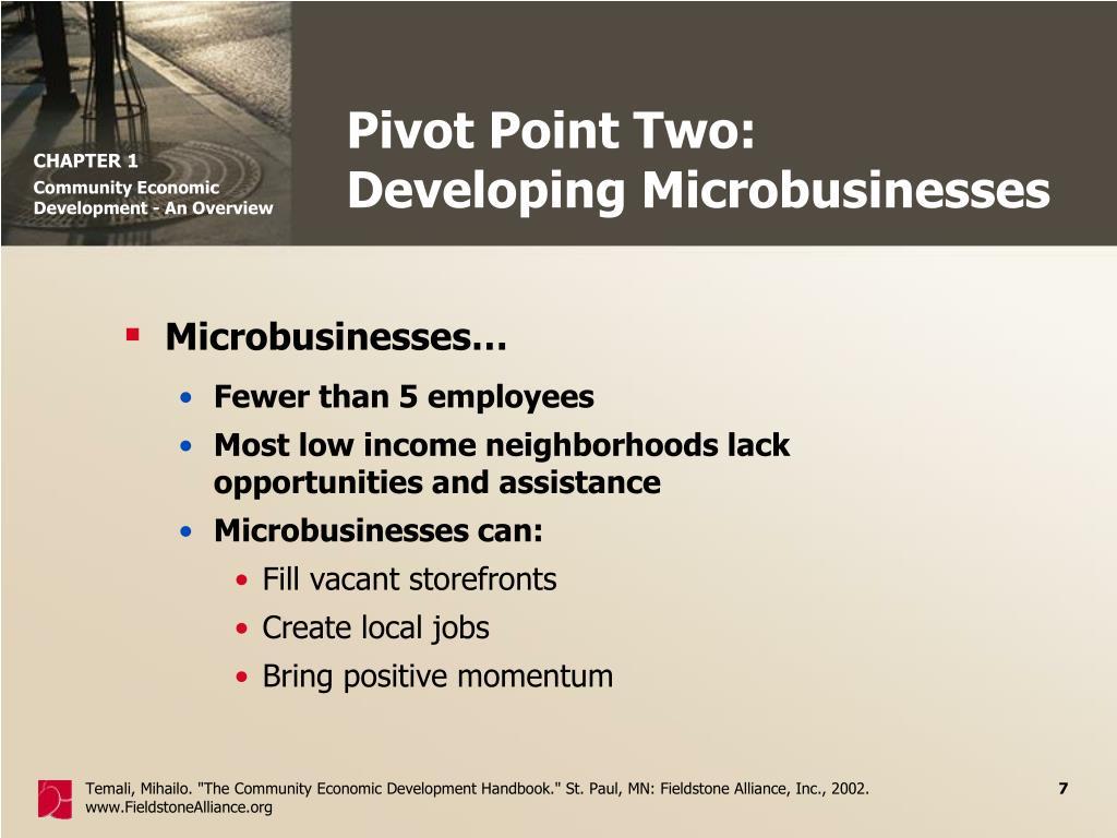 Pivot Point Two: