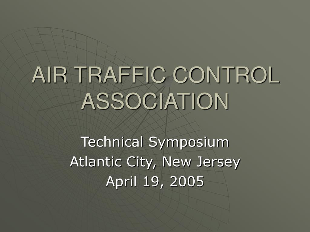 air traffic control association l.