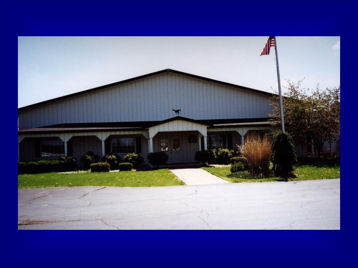 Merillat internship spring 2000