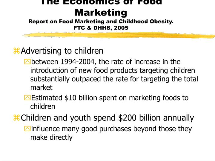 the effects of advertising on obesity Research shows that a year after major food companies announced new advertising policies to combat childhood obesity, there have been no significant changes in.