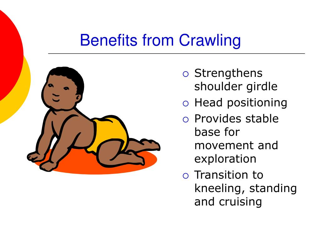 Benefits from Crawling