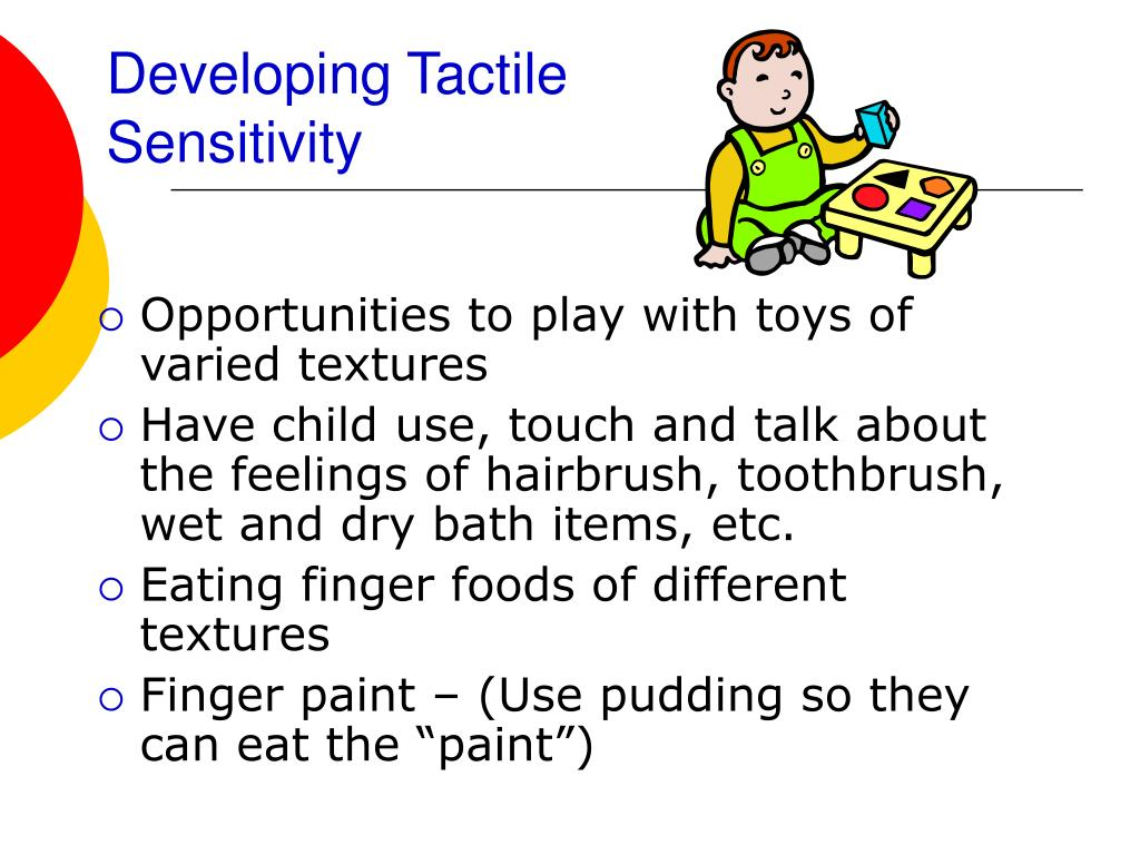 Developing Tactile