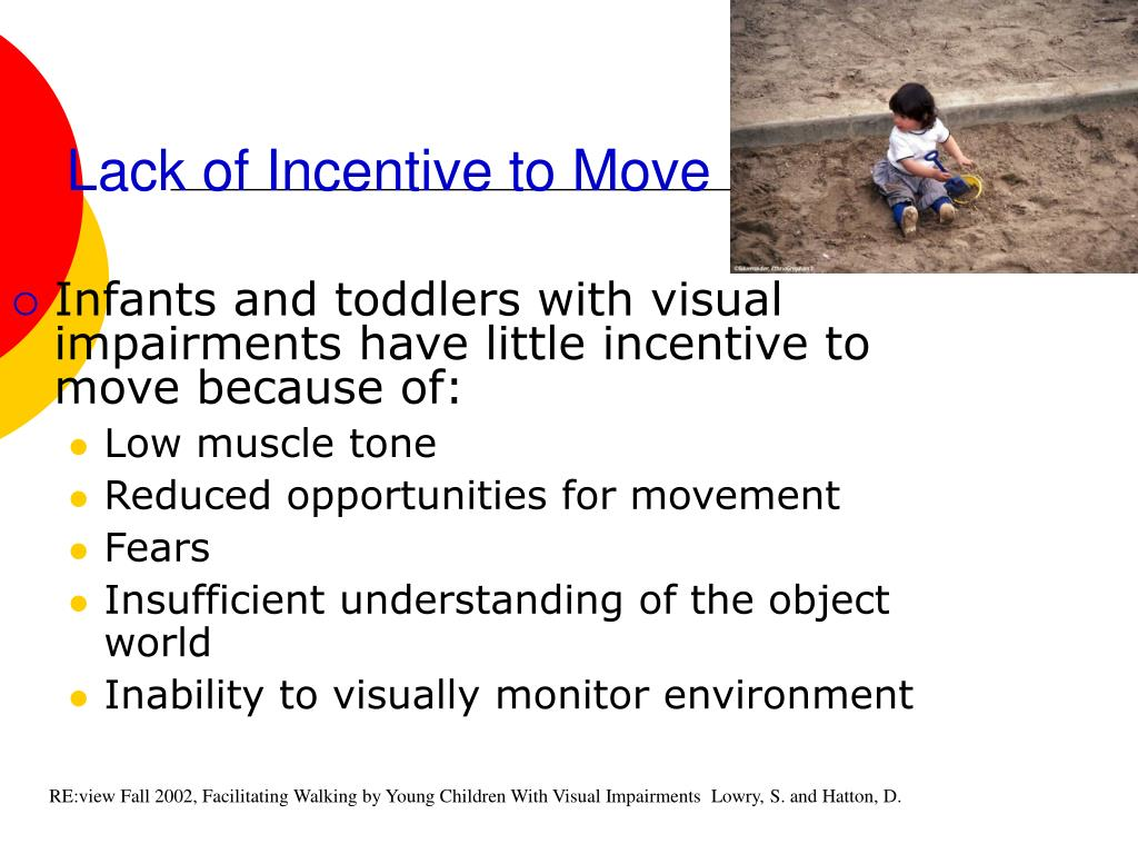 Lack of Incentive to Move