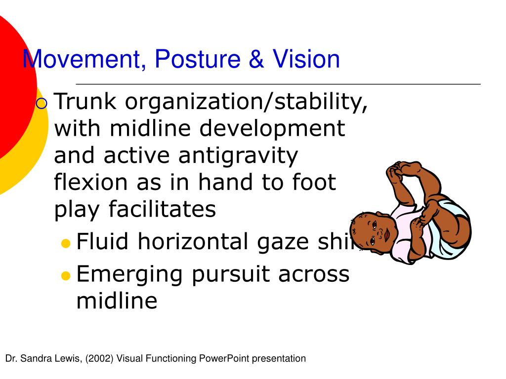 Movement, Posture & Vision