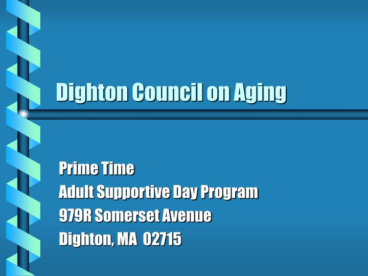 Dighton council on aging