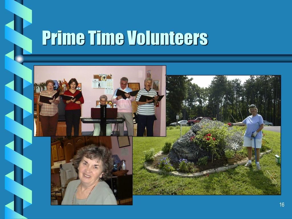 Prime Time Volunteers