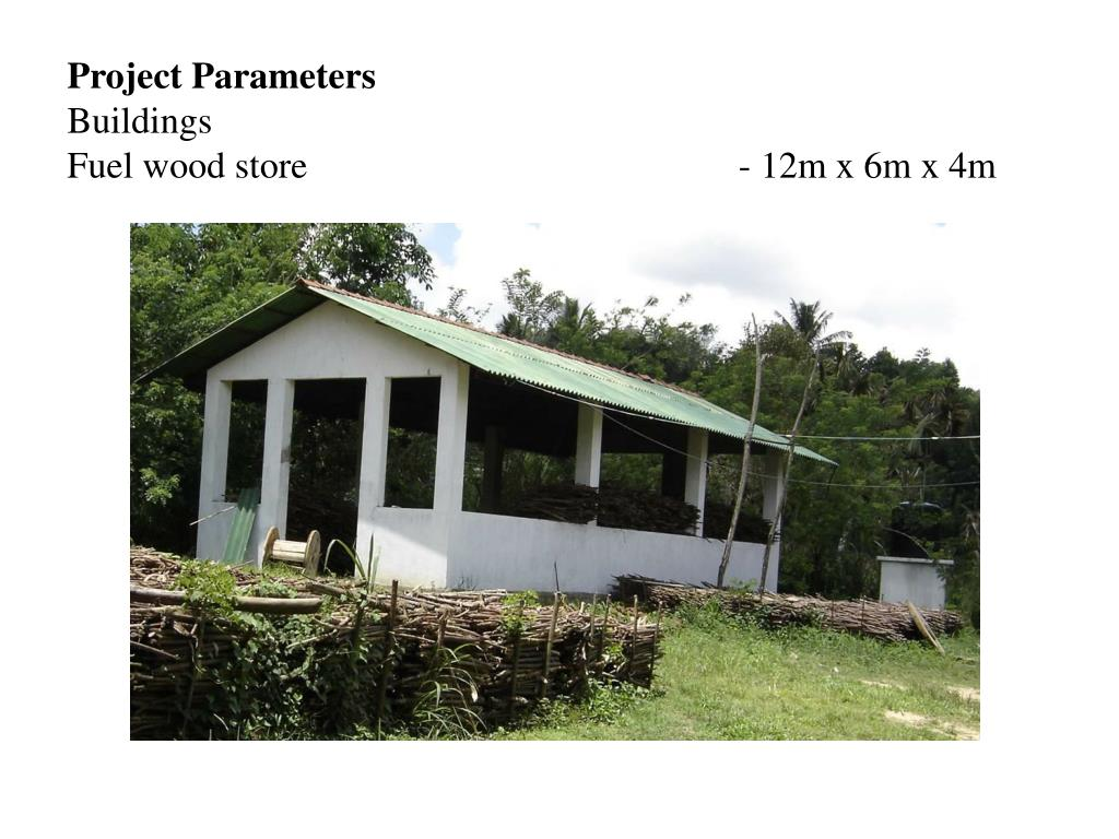Project Parameters