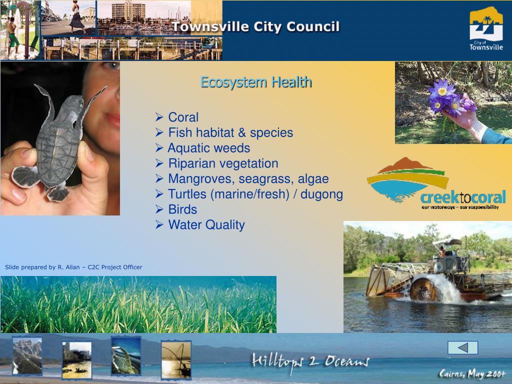 Ecosystem Health