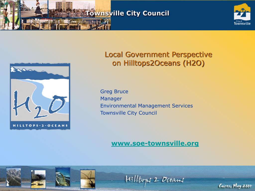 Local Government Perspective