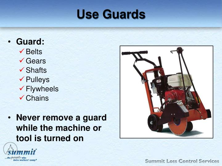 Use Guards