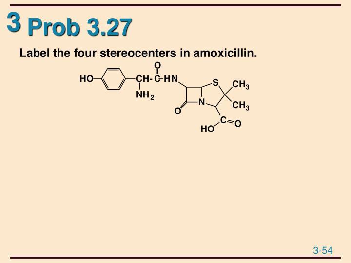 Prob 3.27