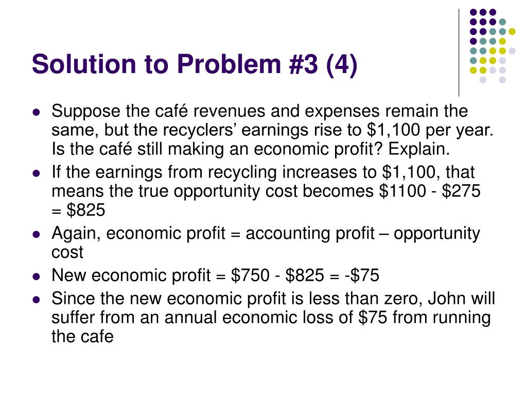 Solution to Problem #3 (4)