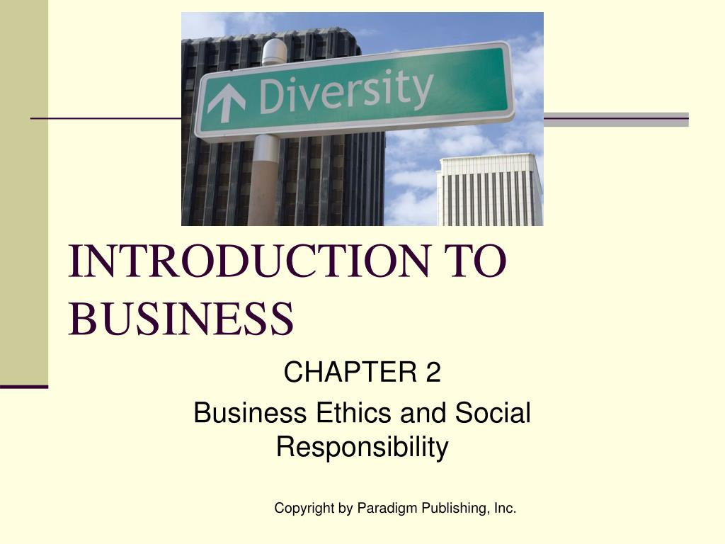 business and society chapter 2 Ch 2, instructor's manual, business & society  that many students may have heard of or discussed the terms introduced in this chapter in other business courses.