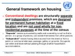 general framework on housing5