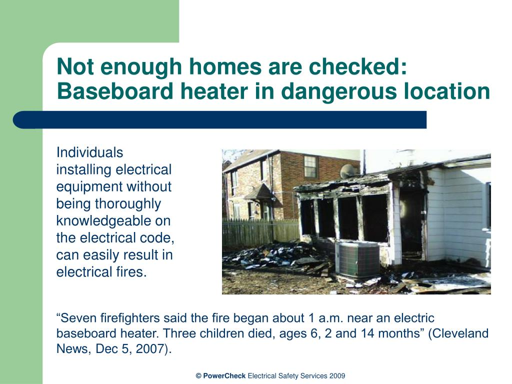 Not enough homes are checked: