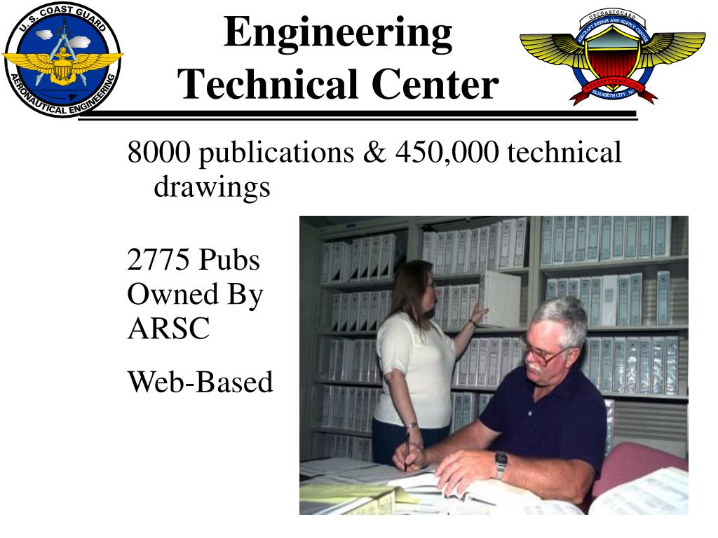 8000 publications & 450,000 technical drawings