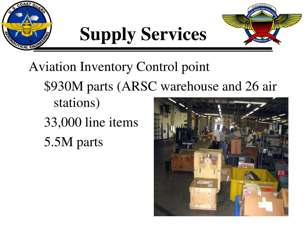 Aviation Inventory Control point