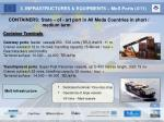 3 infrastructures equipments mos ports 4 11