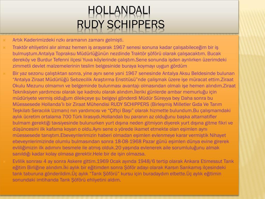 HOLLANDALI