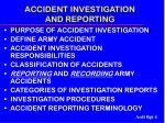 accident investigation and reporting4