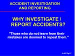 accident investigation and reporting5