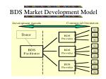 bds market development model