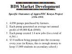 bds market development9