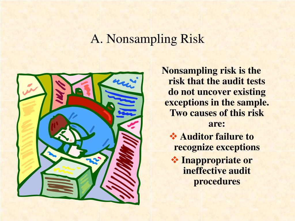 A. Nonsampling Risk