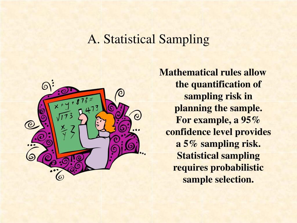 A. Statistical Sampling