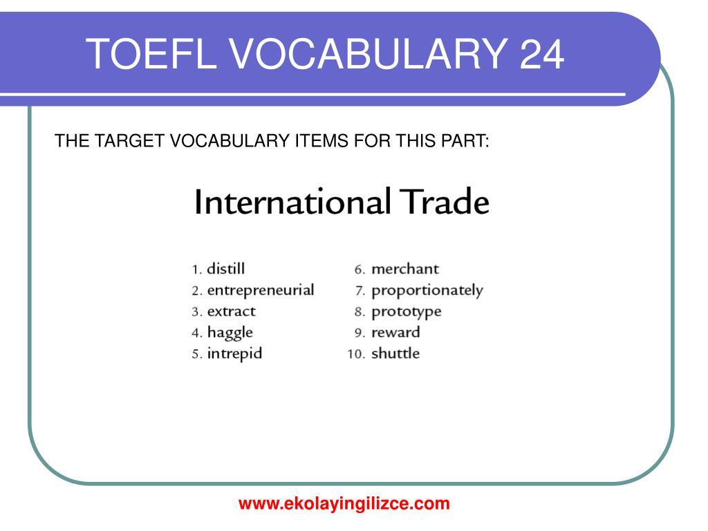 toefl vocabulary 24 l.