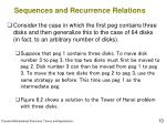 sequences and recurrence relations13