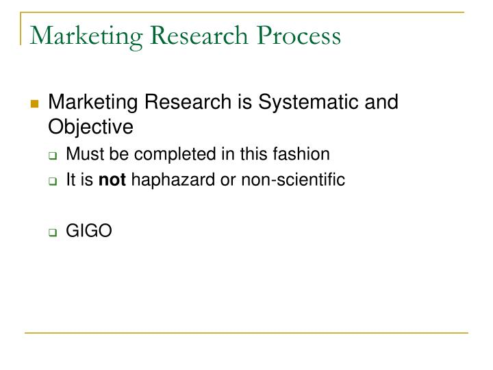 Stage 1: Formulating the Marketing Research Problem