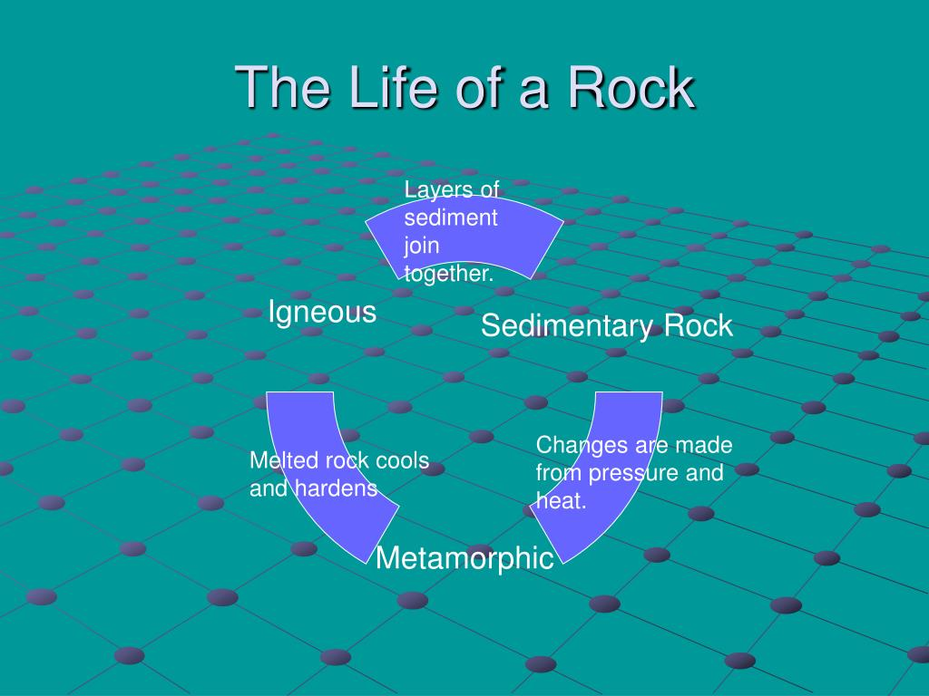 The Life of a Rock