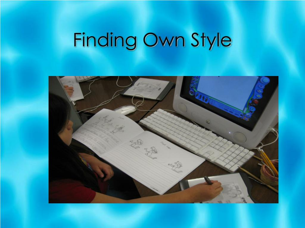 Finding Own Style